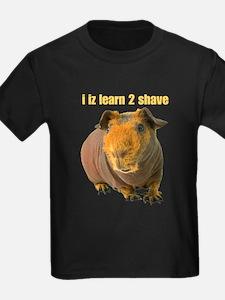 i iz learn 2 shave T