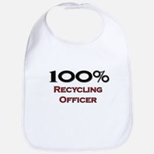 100 Percent Recycling Officer Bib