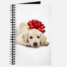 Yellow Lab Puppy Journal