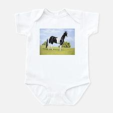 Painted Warrier Infant Bodysuit