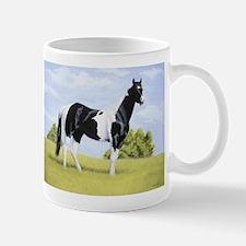 Painted Warrier Mug