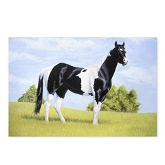 Painted Warrier Postcards (Package of 8)