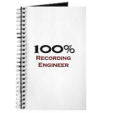 100 Percent Recording Engineer Journal