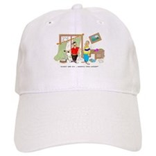 ALRIGHT WISE GUY Baseball Cap