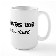 Tabitha loves me Mug