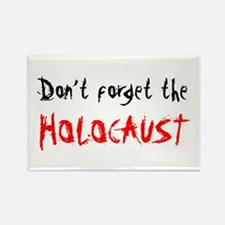 Holocaust Memorial Rectangle Magnet
