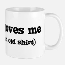 Zachary loves me Mug