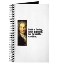 "Voltaire ""Froth"" Journal"