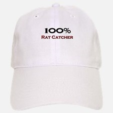 100 Percent Rat Catcher Baseball Baseball Cap