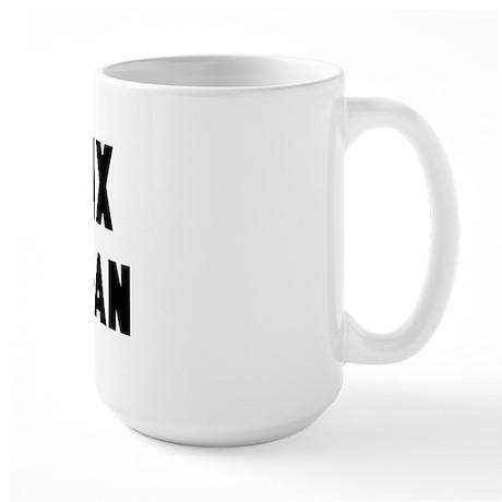 Phoenix is the man Large Mug