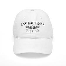 USS KAUFFMAN Baseball Cap