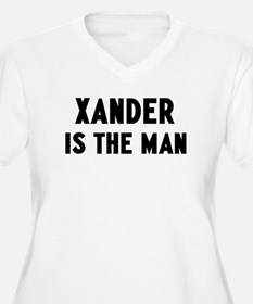 Xander is the man T-Shirt