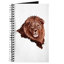 """Lion - no verse"" Journal"