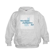 Abyssinian Blue Quote Hoodie