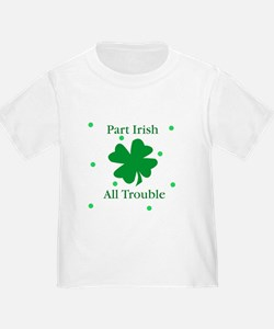 Part Irish All Trouble T