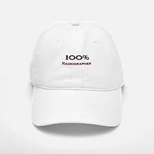 100 Percent Radiographer Baseball Baseball Cap