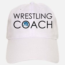 Wrestling Coach Baseball Baseball Cap