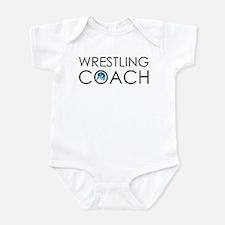Wrestling Coach Infant Bodysuit