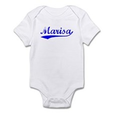 Vintage Marisa (Blue) Infant Bodysuit