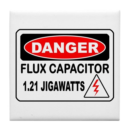 Danger FC Tile Coaster