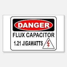 Danger FC Rectangle Bumper Stickers