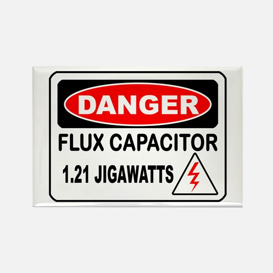 Danger FC Rectangle Magnet