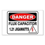 Danger FC Rectangle Sticker