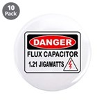"Danger FC 3.5"" Button (10 pack)"