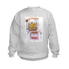 St Michael's Organ Sweatshirt