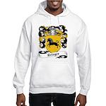 Krieger Family Crest Hooded Sweatshirt