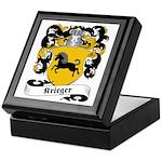 Krieger Family Crest Keepsake Box