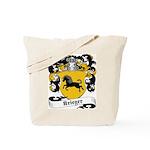 Krieger Family Crest Tote Bag