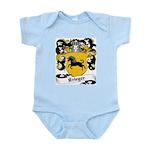Krieger Family Crest Infant Creeper