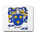 Kruger Family Crest Mousepad