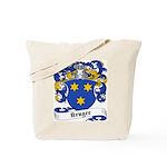 Kruger Family Crest Tote Bag