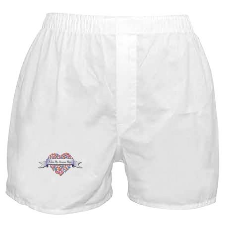 Love My Aerospace Major Boxer Shorts