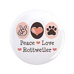 Peace Love Rottweiler 3.5