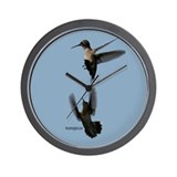 Duel clock Wall Clocks