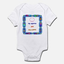 Oh Whoop Dee Doo-Doo! Infant Bodysuit