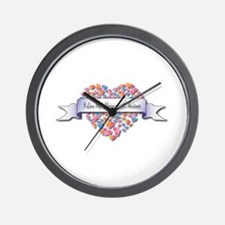 Love My Administrative Assistant Wall Clock