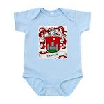 Landau Family Crest Infant Creeper
