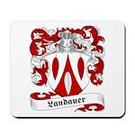 Landauer Family Crest Mousepad