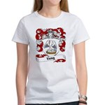 Lang Family Crest Women's T-Shirt