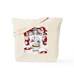 Lang Family Crest Tote Bag