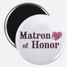 "Matron of Honor II 2.25"" Magnet (10 pack)"