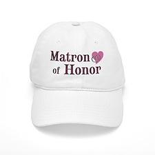 Matron of Honor II Baseball Cap