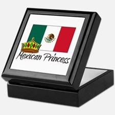 Mexican Princess Keepsake Box