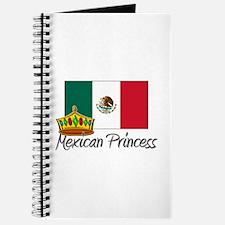 Mexican Princess Journal