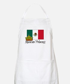 Mexican Princess BBQ Apron