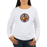 Riverside FD Engine 11 Women's Long Sleeve T-Shirt